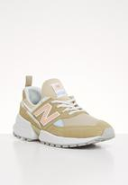 New Balance  - S574 V2 Patch work pack - beige