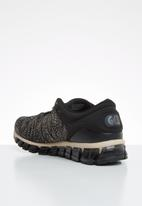 Asics Tiger - Gel-quantum 360 knit - feather grey & black