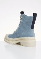G-Star RAW - Aefon boot - light blue aged