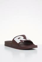 G-Star RAW - Cart slide - burgundy