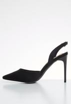 Madison® - Pointed stiletto heel - black