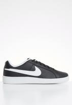 Nike - Nike Court Royale shoe - black