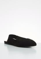 ONLY - Blondie heel ballerina - black