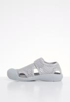 POP CANDY - Mesh cage sneaker - grey