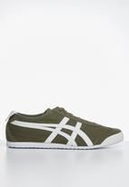 Onitsuka Tiger - Mexico 66 - dark olive/white