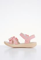 POP CANDY - Flower detailed sandal - pink
