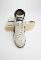 Onitsuka Tiger - Mexico mid runner - birch/indian ink