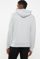 Levi's® - Graphic pullover hoodie - grey