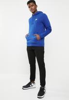Nike - Club hoodie pullover - blue