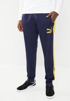 PUMA - Archive t7 track pants - navy