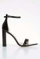 Public Desire - Miao heel - black
