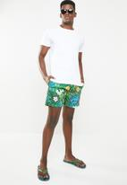G-Star RAW - Dirk swimshort - green