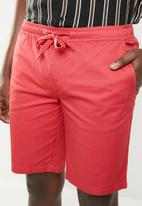 STYLE REPUBLIC - Classic swim trunks - red