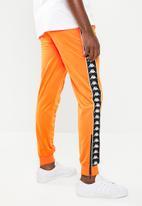 KAPPA - Arib slim fit pants - orange