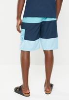 STYLE REPUBLIC - Swim shorts - blue