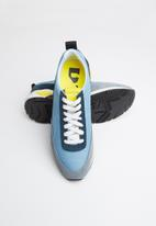 Diesel  - S-kb low lace  - blue & yellow