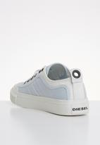 Diesel  - S-astico low lace w - star white & ballad blue