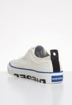 Diesel  - S-astico lc logo - whisper white