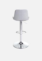 Sixth Floor - Juno gas barstool - grey