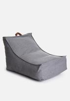 Sixth Floor - Bean bag chair - grey