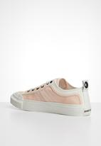 Diesel  - S-astico low lace w - star white/cream tan