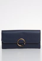 Superbalist - Mimi ring detail purse - navy