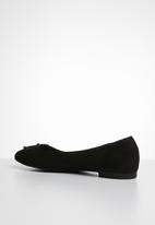 ONLY - Bee ballerina - black