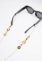 Unknown Eyewear - Zeke sunglasses chain - multi