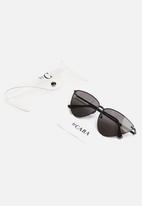 ByCARA - Cat eye sunglasses - black