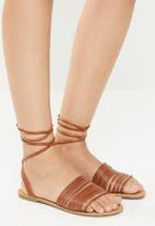 Superbalist - Norah sandal - tan