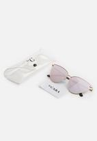 ByCARA - Cat eye sunglasses - pink & rose