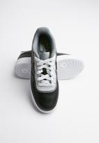Nike - Nike air force 1 lv8 1 dbl gs - black & silver