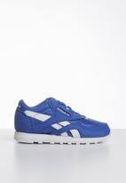 Reebok Classic - Classic nylon - color-crushed cobalt/white