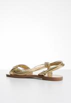 Jada - Strappy sandals - gold