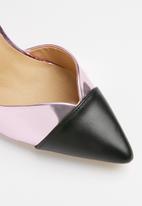 Madison® - Naima heel - pink & black