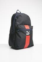 PUMA - Originals daypack - black & red