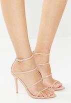 Public Desire - Strappy heel - neutral