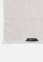 Linen House - Jordan spot hand towel - stone