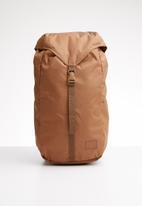 HERSCHEL - Thompson light backpack - brown