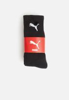 PUMA - 3 Pack tennis sock - multi
