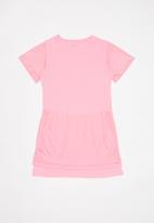 Nike - Nike G NSW ss mesh dress - pink