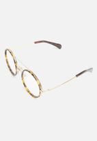 Joy Collectables - Ray glasses - black & brown
