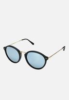 Kapten & Son - Maui sunglasses  - black & gold