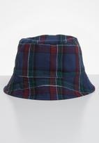 Superbalist - Tartan bucket hat - multi
