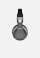 Skullcandy - Hesh 2 wireless over-ear - silver, black & chrome