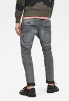 G-Star RAW - D-staq 3d slim fit loomer jeans - grey