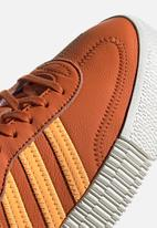adidas Originals - Sambarose - orange / flash orange / cloud white