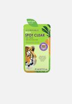 Skin Republic - Spot Clear Tea Tree Tiger Face Mask Sheet