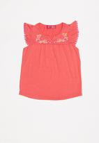 POP CANDY - Infant t-shirt - coral