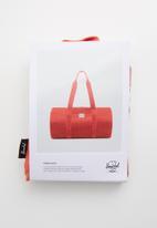 HERSCHEL - Packable duffle bag - peach